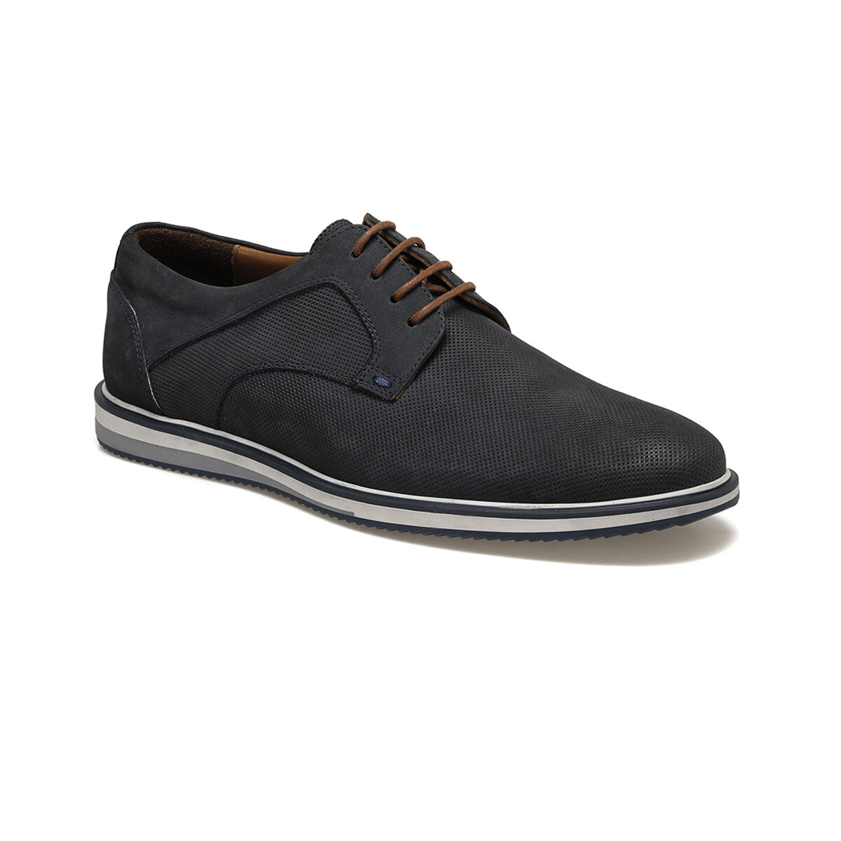 FLO 4263 Navy Blue Men 'S Shoes Garamond