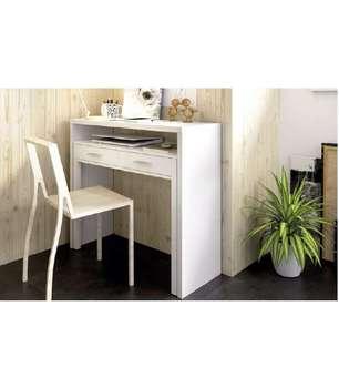 Desk Extendable Seven White Luster.