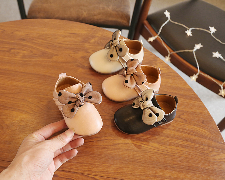 Children's SHOES With Flora