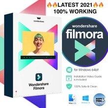 Filmora X V10, dernière version de vie