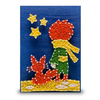 String Art little Prince string art lab a4015