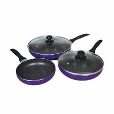 Jeu DE casseroles araignée 3 casseroles et 2 bouchons SPIDERPAN ANTIHADERENTE gaz à INDUCTION