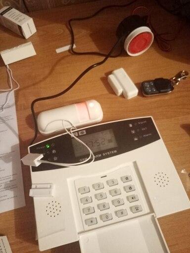 -- Sistema Alarme Segurança
