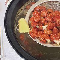 #新春美味菜肴#香辣干锅龙虾尾|秒杀夜市,好吃到舔手指的做法图解2