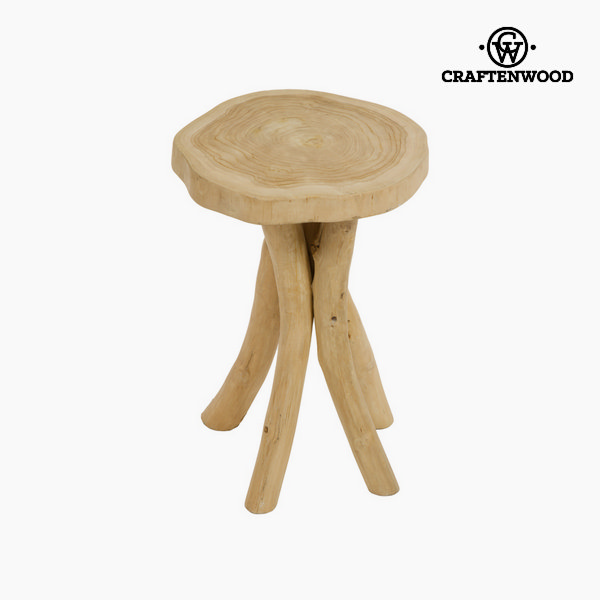 Stool Craftenwood (30 x 30 x 46 cm)|Bean Bag Sofas| |  - title=