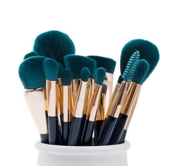 -- Pincéis Maquiagem Escova