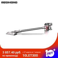 Wireless vacuum cleaner Redmond RV UR356 household appliances for home appliances cordless handheld