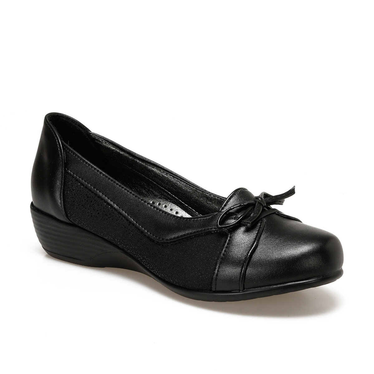 FLO 161006.Z Black Women Shoes Polaris