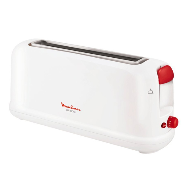 Toaster with Defrost Function Moulinex LS16011 1000W White title=