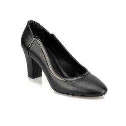 FLO 92.314125.Z черные женские ботинки Gova Polaris