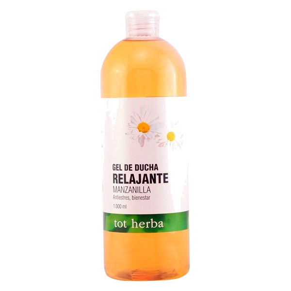 Relaxing Chamomile Shower Gel Tot Herba
