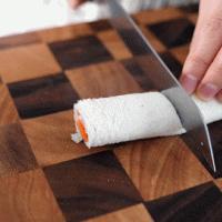 牛奶吐司卷的做法图解9