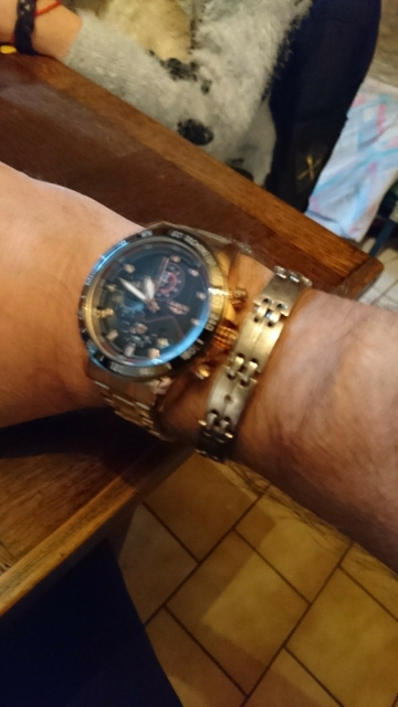 -- Relógio Quartzo Negócios
