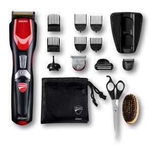 Набор инструментов для стрижки волос AR5500 DUCATI от Arzum Racing, набор инструментов для стрижки волос и бороды, 16 в 1, форма головы до пальца
