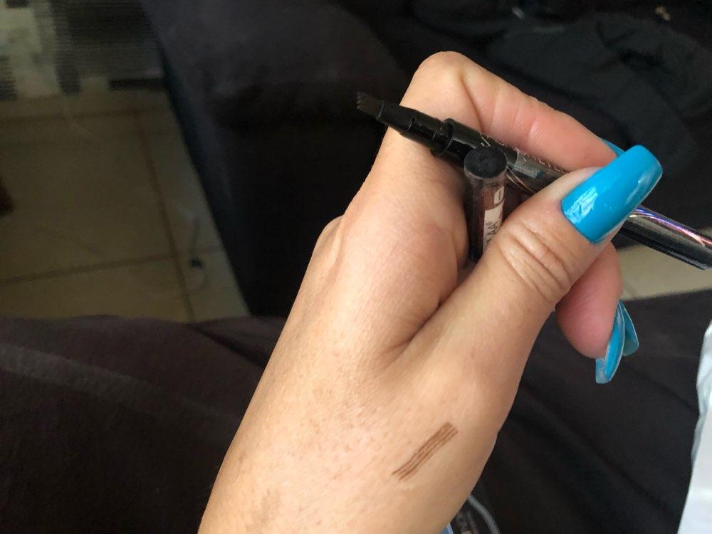 Magic Eyebrow Enhancer Pen photo review