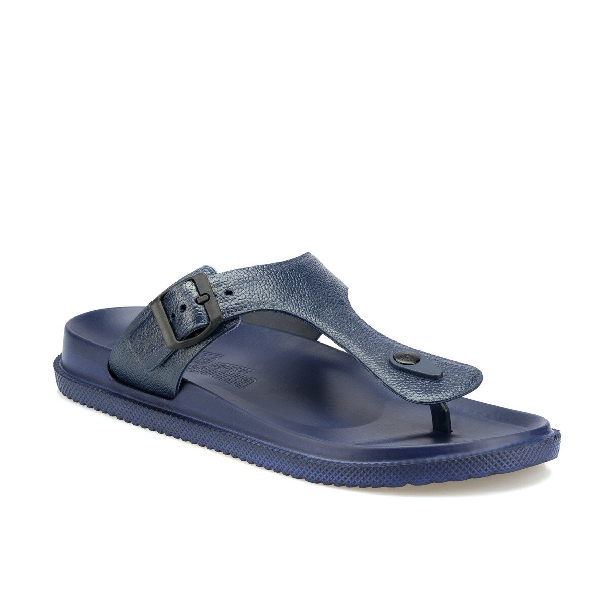 FLO 400330.M Navy Blue Men 'S Thong Slippers Polaris