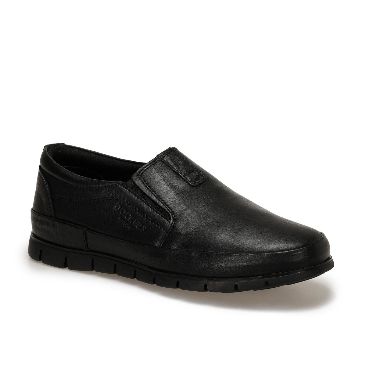 FLO 228000 Black Men 'S Comfort Shoes By Dockers The Gerle