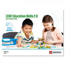 Training Kit 2045300 Lego Education WeDo 2.0. Electronic edition