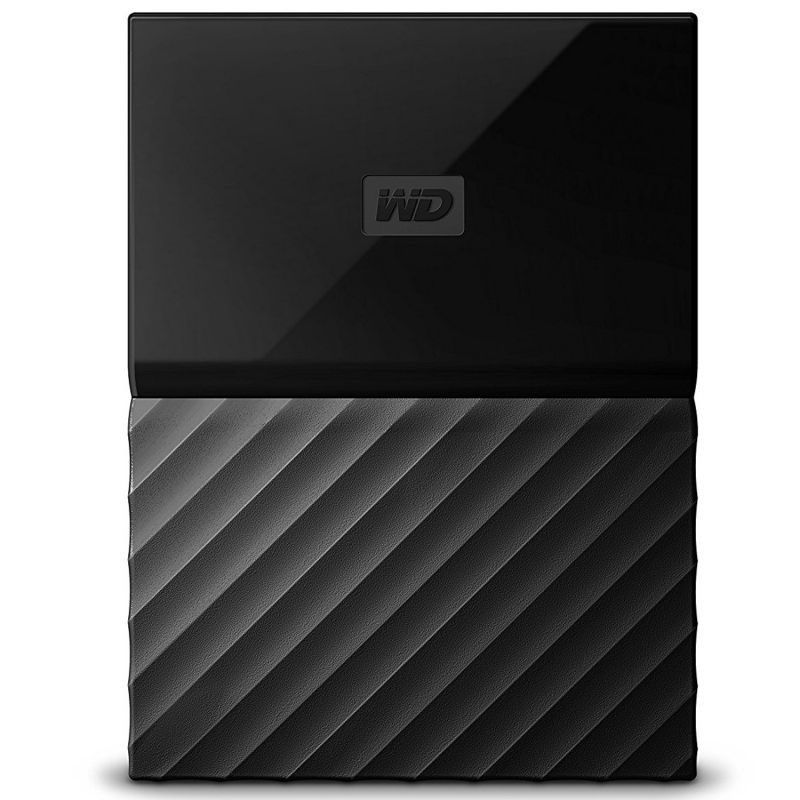 External Hard Drive western digital 1tb my passport worldwide black-2.5 '/6.3cm - software wd backup - wd security - wd image