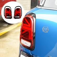 Juego de luces traseras LED para coche BMW, accesorios de luz trasera, intermitente, para modelos MINI R56, R57, R58, R59, F55, F56, F57 y F60, 1 par
