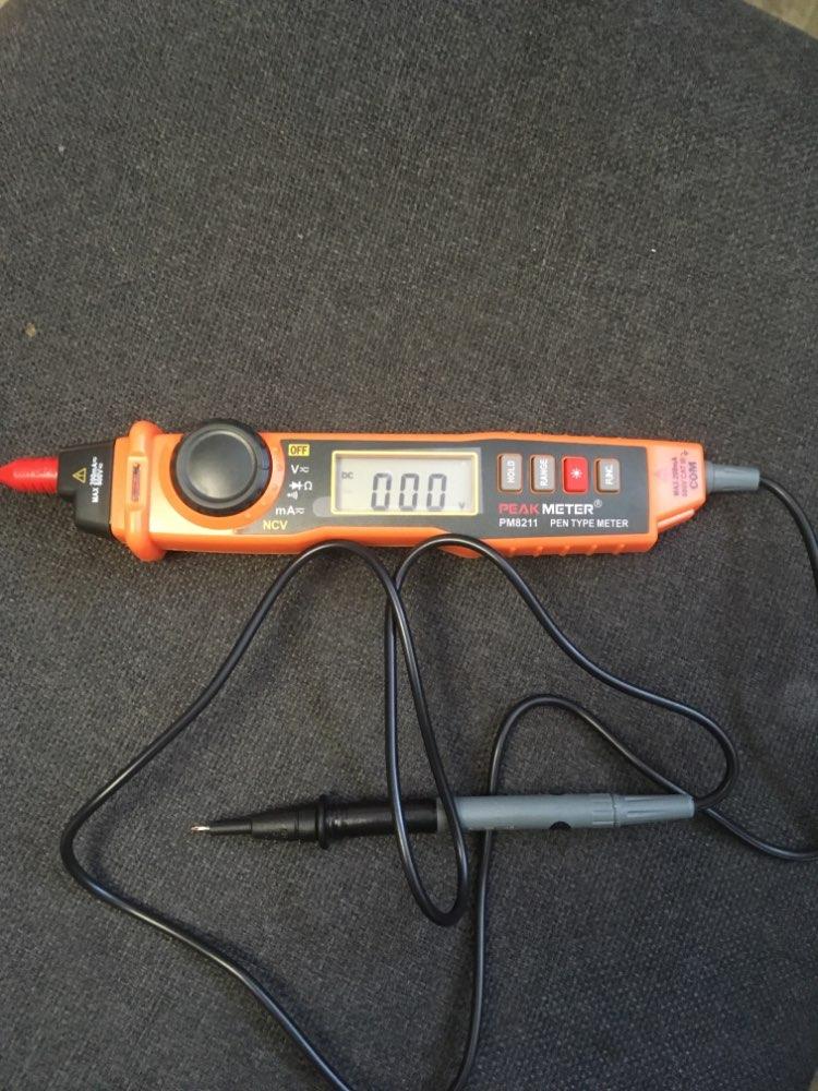 Multímetros Handheld Tester Tester