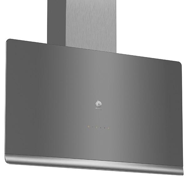 Conventional Hood Balay 3BC497GG 90 Cm 730 M3/h 56 DB 143W Grey