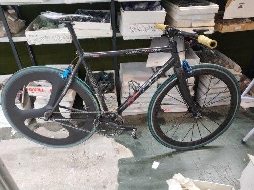 -- Personalizado Campeão Bicicleta