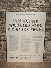 İnci Eviner - Biz, Başka Yerde/Biz, Başka Yerde tarafından Orhan Pamuk en iyi türk kitaplar