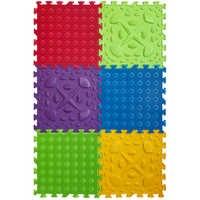 Massage modulare matte puzzle Master Fuß set 6,4 Weichen
