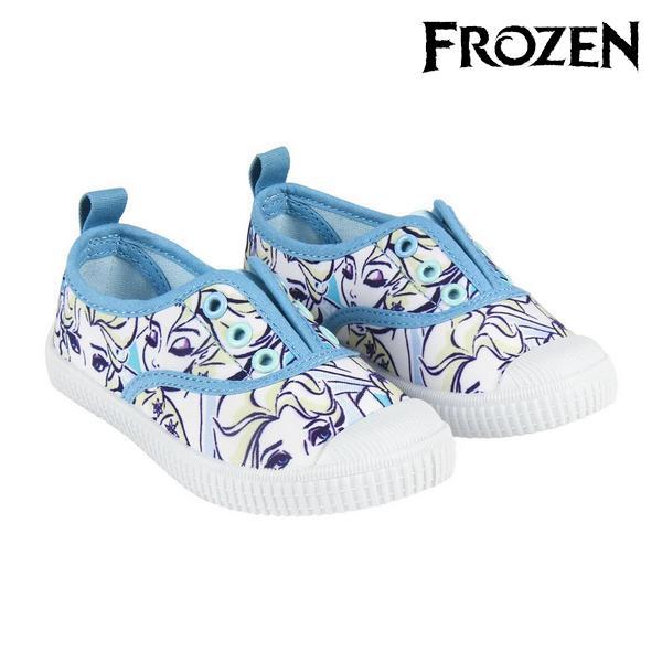 Children's Casual Trainers Frozen 73566 Blue
