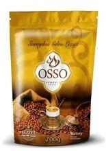 Alta qualidade turco café osso otomano café moído 8 misturas especiais otomano espuma de café café 200 g delicioso café