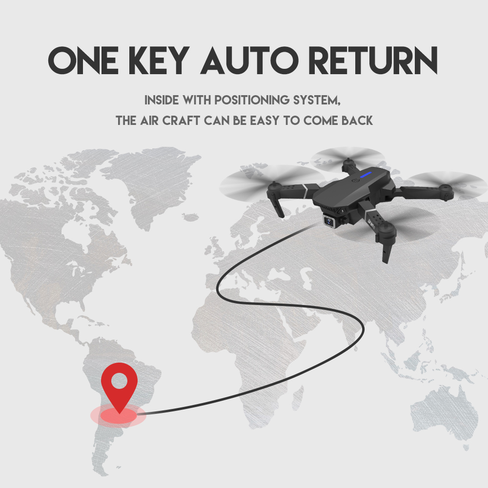 lowest price E525 drone 4k  with camera 4k drones WIFI FPV RC quadcopter dron remote control helicopter 15 mins Flight time quadrocopter Toy