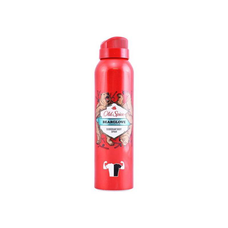 Deodorant Spray Bearglove Old Spice (150 Ml)