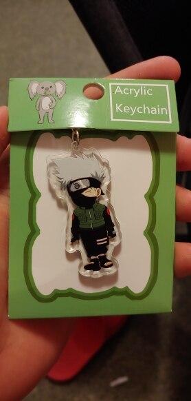 Naruto Keychain Cosplay photo review