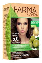 Farmasi Farmacolor краска для волос 6,0 темно-387152362