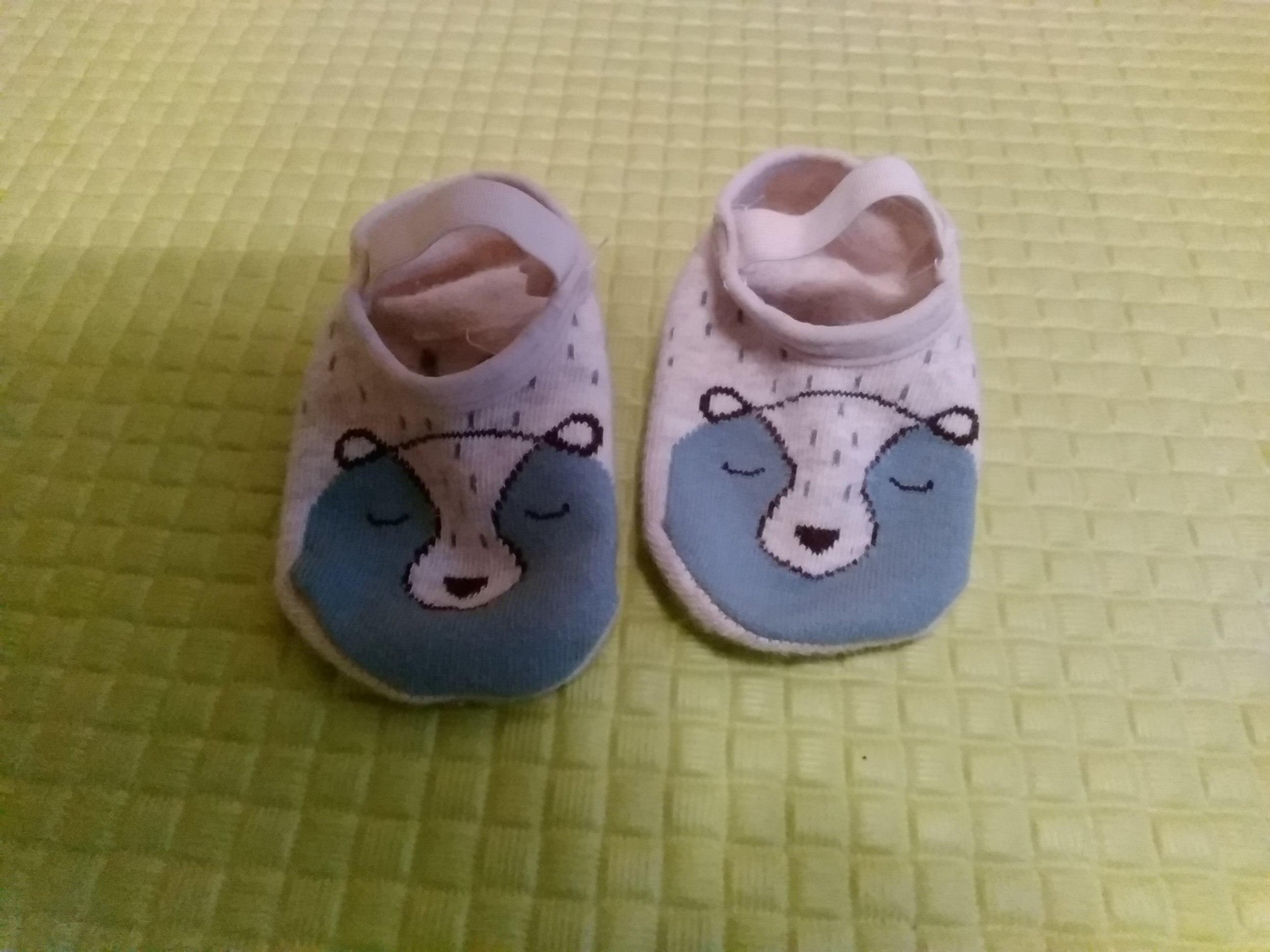 Winter Autumn Baby Socks Floor Non-slip Cotton Toddler Animal  Newborn Socks Cute Baby Girls Boys Soft Knitted Infant Boots