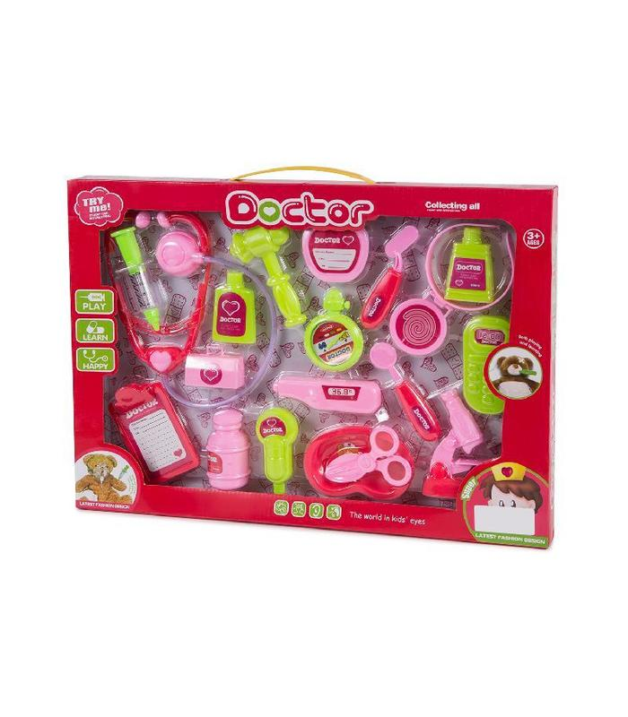 Accessories Set Medical Toinsa Toy Store