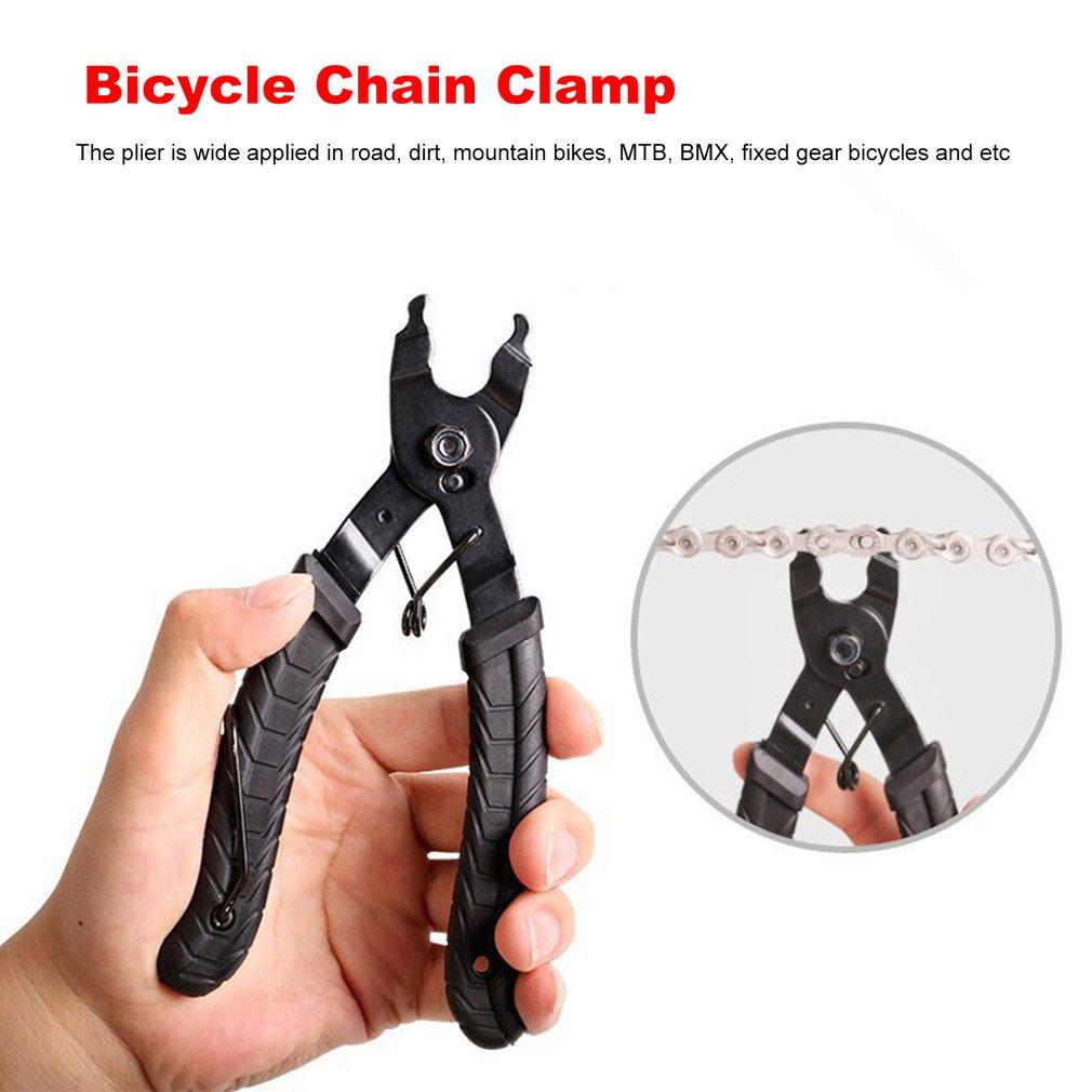 MTB цепь для дорожного велосипеда головка с зажимом быстрого крепления крепежной площадки ссылка пряжка с кнопкой заклепки застежка капитал...