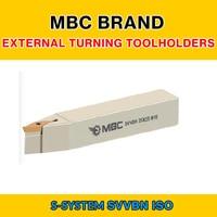 SVVBN 007 ISO S SYSTEM EXTERNAL TURNING TOOLHOLDERS LEFT/RIGHT SVVBN 25X25 M16|Turning Tool| |  -