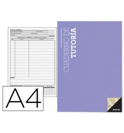 NOTEPAD TUTORIA ADDITIO A4 TRACKING STUDENTS AND MISCONDUCT ASSISTANCE