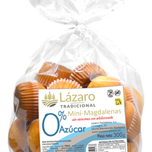 Мини-кексы Lazarus 0% sugar-300g