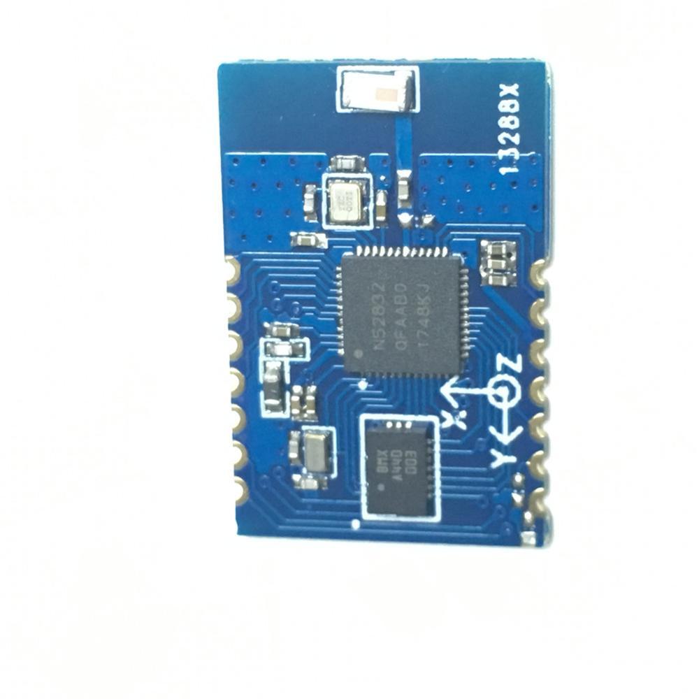 Taidacent 9DOF Sensor BMX055 NRF52832 10GPIO Bluetooth Mesh Multiprotocol SoC Bluetooth 5 BLE NRF52832 Module With NFC Function