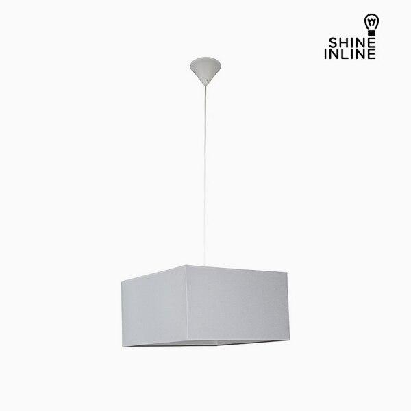 Ceiling Light Grey (40 X 40 X 22 Cm) By Shine Inline