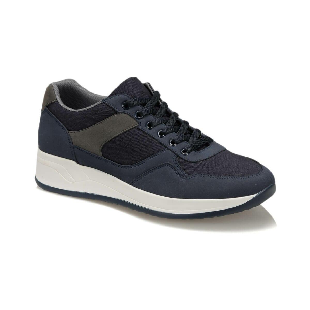 FLO LG191 Navy Blue Men 'S Shoes Forester