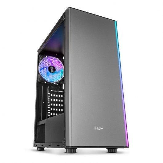 Pc Gaming Desktop-(AMD Ryzen 3 2200G Computer Gaming 8 Hard GB RAM, SSD Disk 240 Hard GB + 1TB HDD + WiFi PCI Internal)-(posted)-(2 Añ