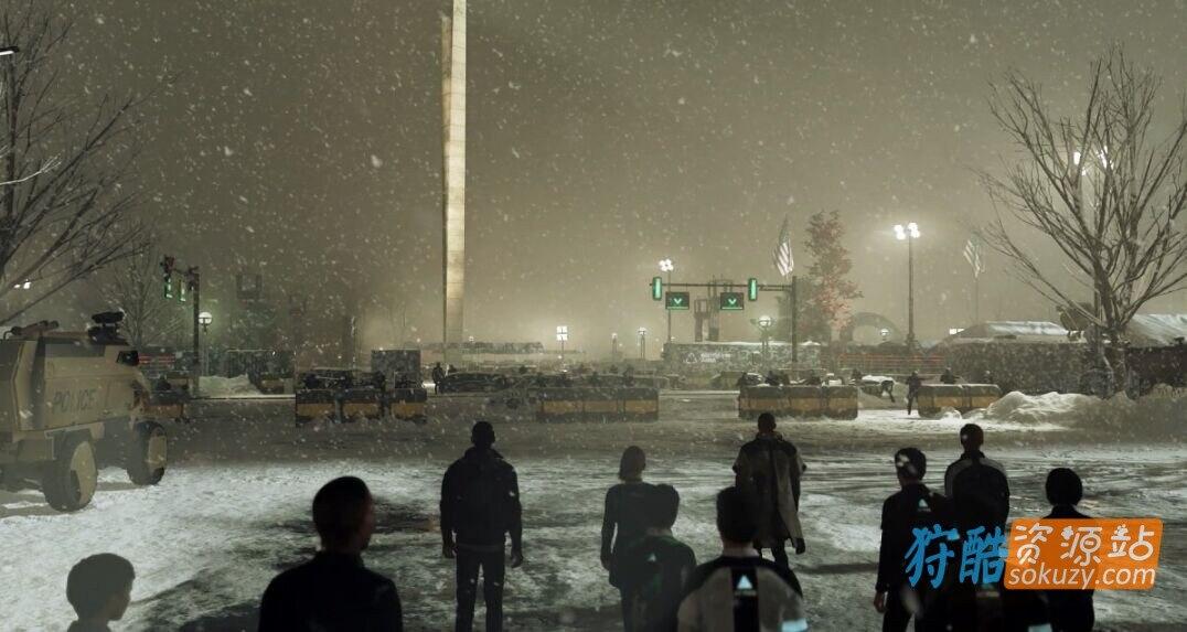 《底特律:变人》游戏截图