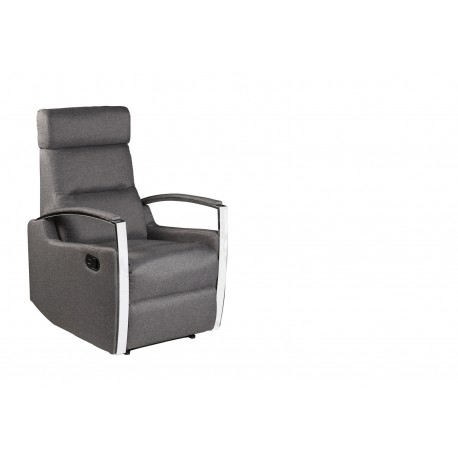Armchair Relax Silver 2 Colors