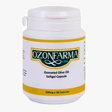 Ozonated Olive Oil Softgel Capsules