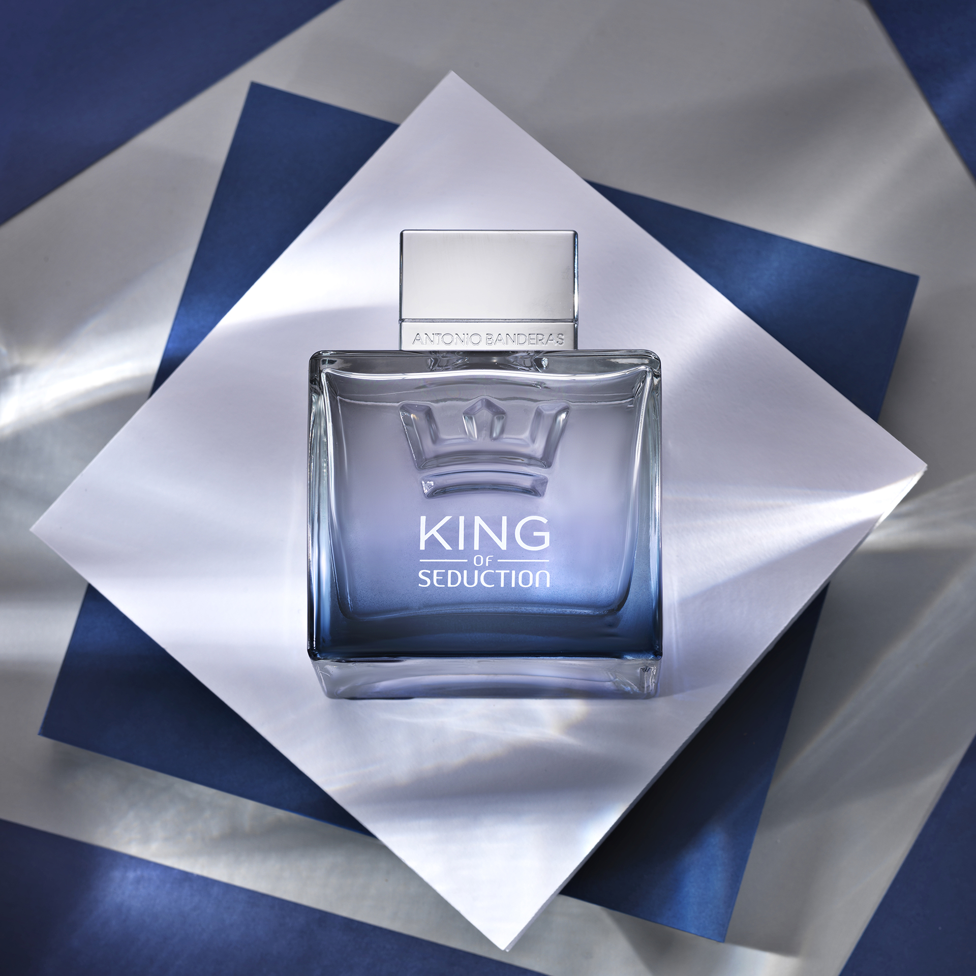 Perfume Antonio Banderas King Of Seduction Eau De Toilette Perfume 50 Ml
