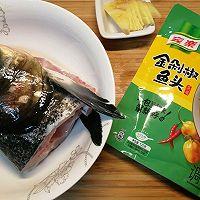 """#美食说出""""新年好""""#在***做,比店里的好吃~剁椒鱼头的做法图解2"""